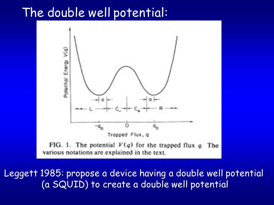 Misura delle oscillazioni di Rabi in un sistema macroscopico (un dc SQUID non un rf SQUID!)