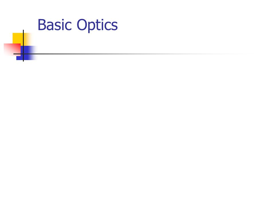 How to look at Vision? Low Level Vision: Middle Level Vision: High Level Vision: Image Level Properties Properties of World Properties of Actual Objec