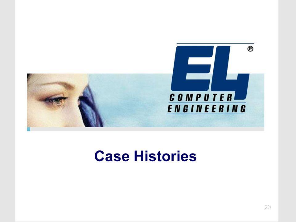 Case Histories 20