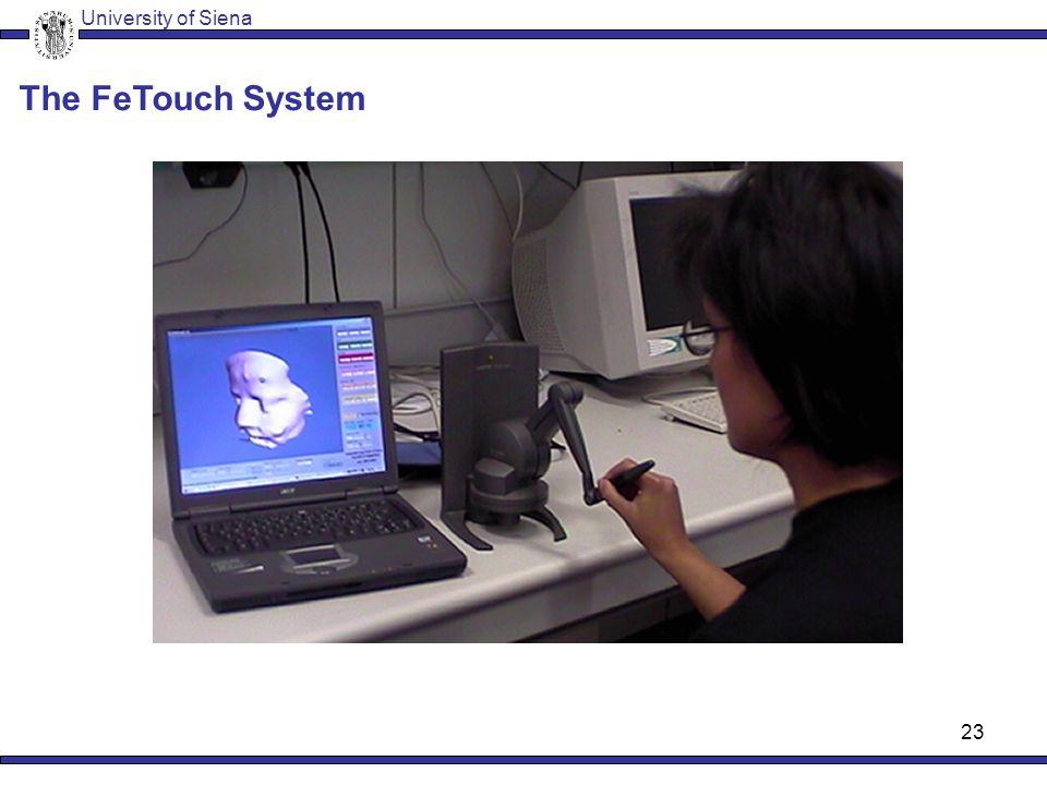22 Siemens Sonoline Elegra Dipartimento di Pediatria, Ostetricia e Medicina della Riproduzione.