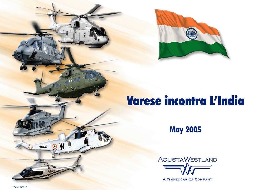 AgustaWestland Proprietary Information AWM1949-1