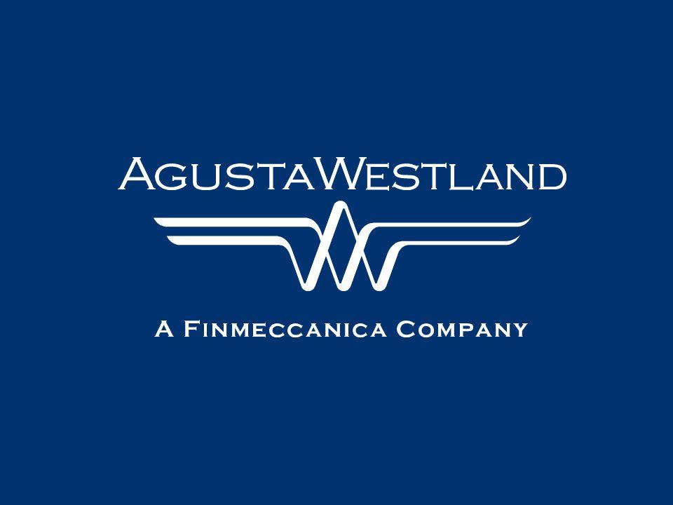 AgustaWestland Proprietary Information