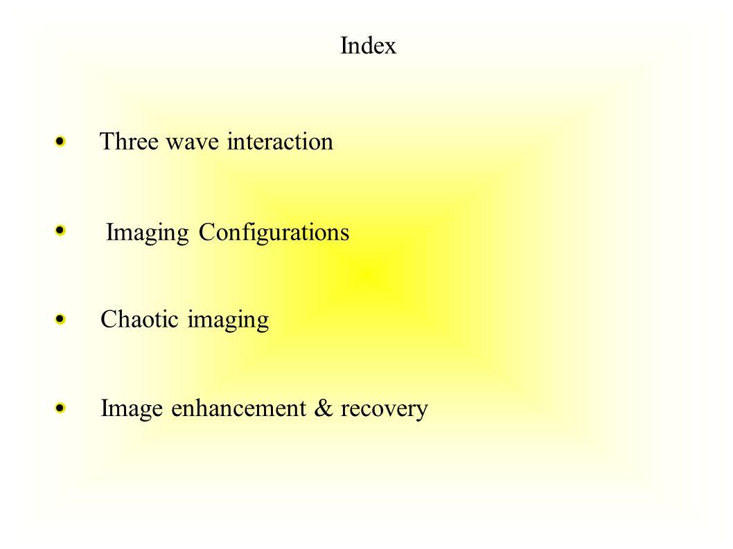 Fourier optic: interpretation