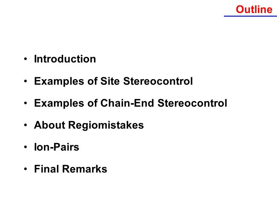 Regiochemistry in Octahedral Systems