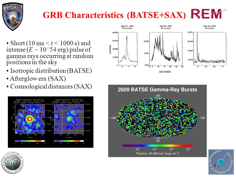 15 Progenitors: short GRBs (II) GRB 050509B & GRB 050724 Host Galaxies early type elliptical red color spectrum no emission lines Low star formation rate Population of very old stars XRT position GRB 050709 Host Galaxy late type irregular blue color spectrum Hα emission line BUT...