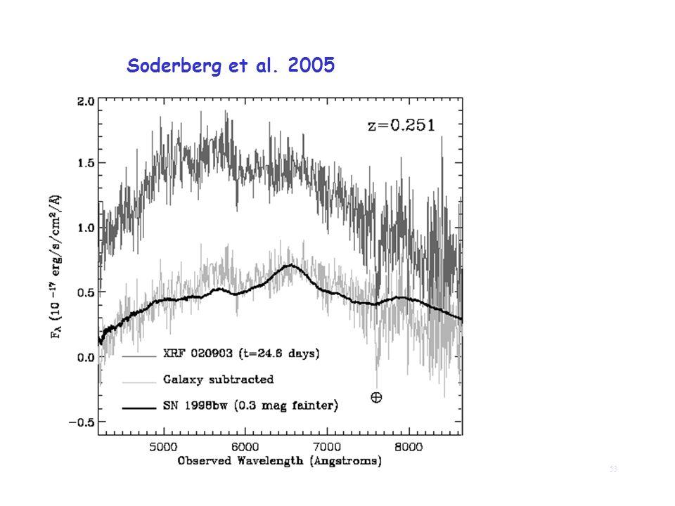 53 Soderberg et al. 2005