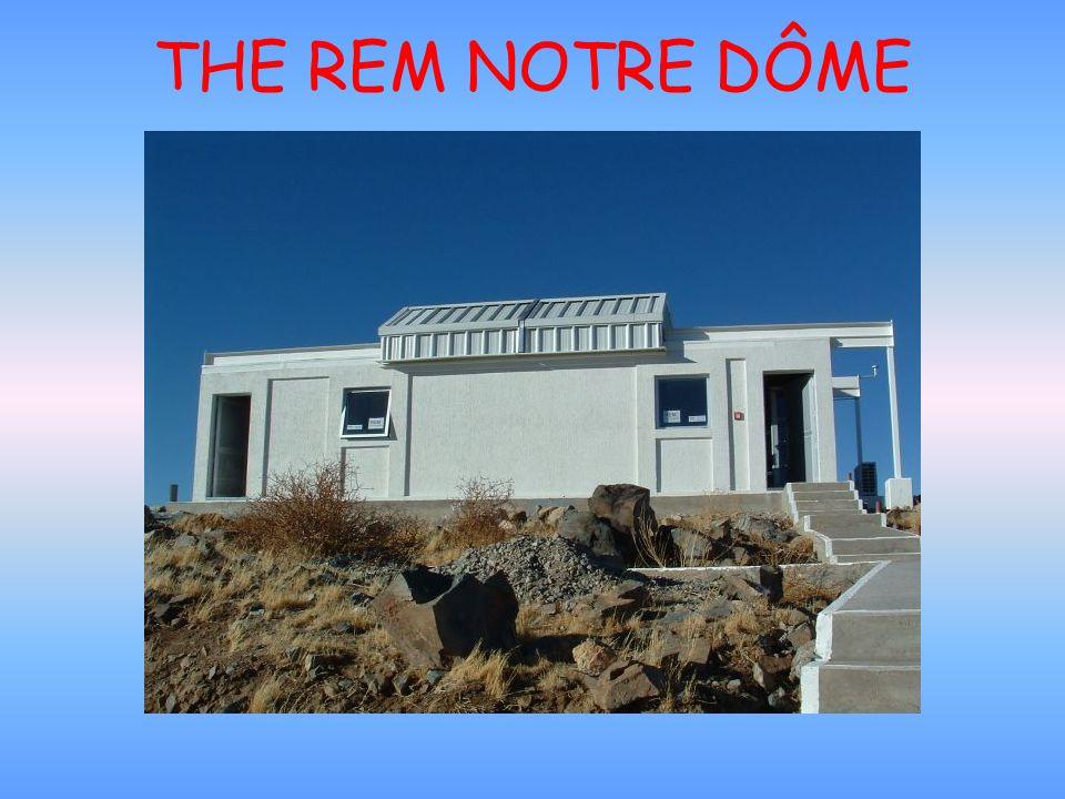 THE REM NOTRE DÔME