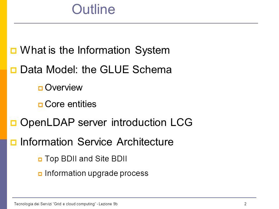 Tecnologia dei Servizi Grid e cloud computing - Lezione 9b 1 Todays focus: Information Services Security Cross-organizational users Trust nobody Autho