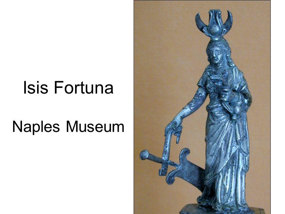 Isis Fortuna Naples Museum
