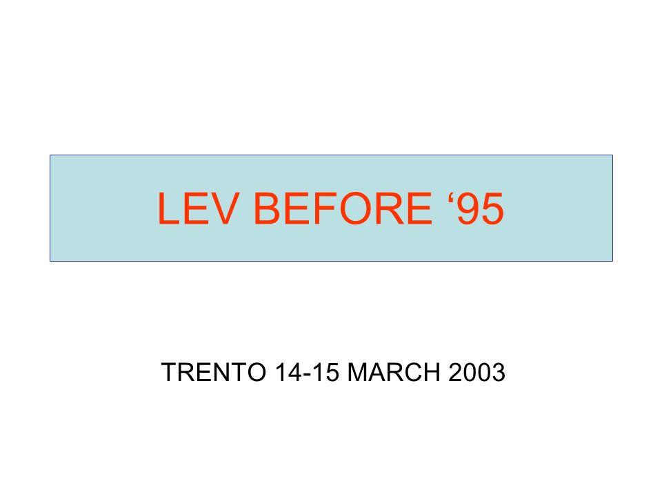 California 1990. Lev and A. Aronov