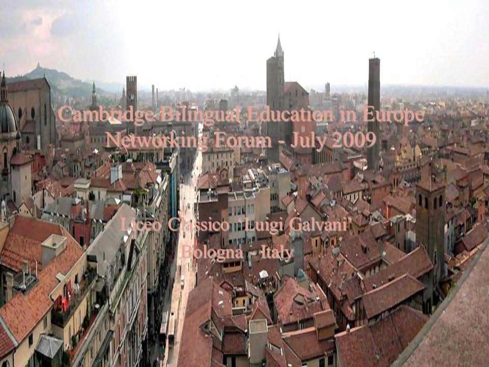 Enrico Panzacchi Poet Via Castiglione, 38 Bologna - Italy Notable Alumni Giosué Carducci Poet Riccardo Bacchelli Novelist Pier Paolo Pasolini Writer Liceo Classico Luigi Galvani