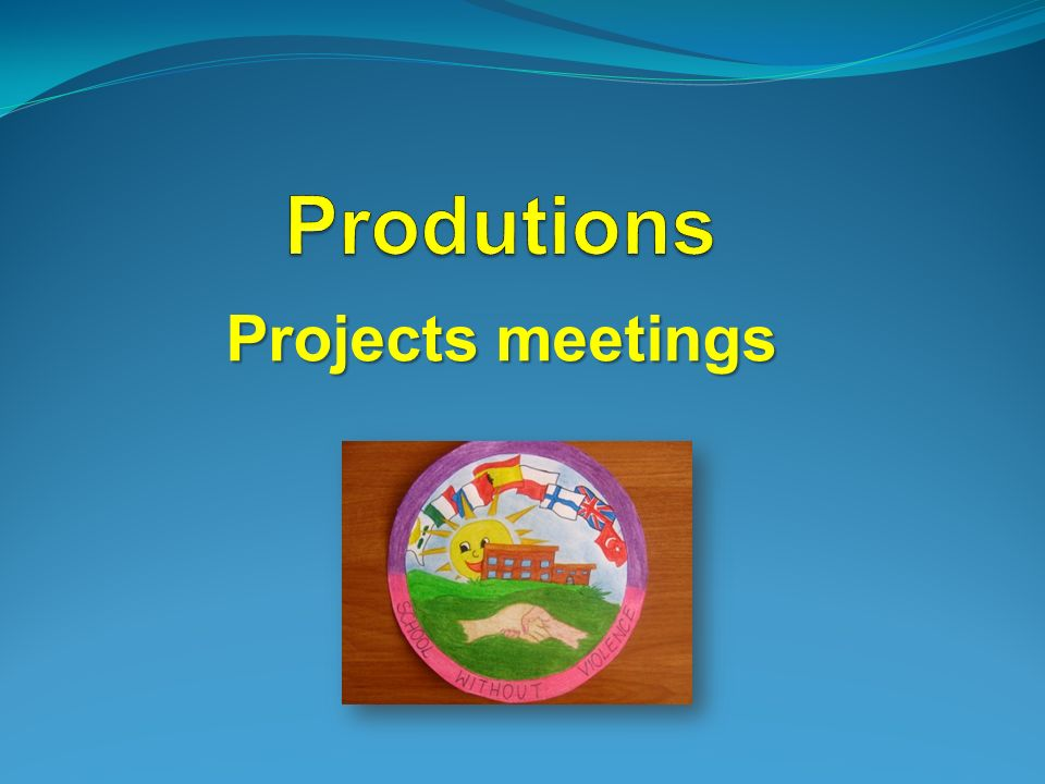 Projects meetings