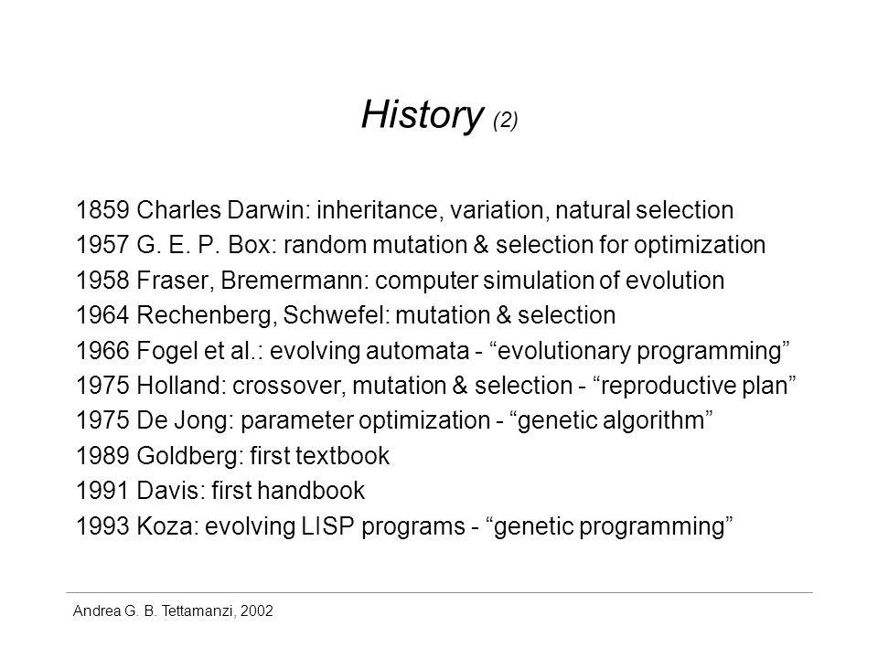 Andrea G. B. Tettamanzi, 2002 Decoders / Repair Algorithms S c recombination mutation