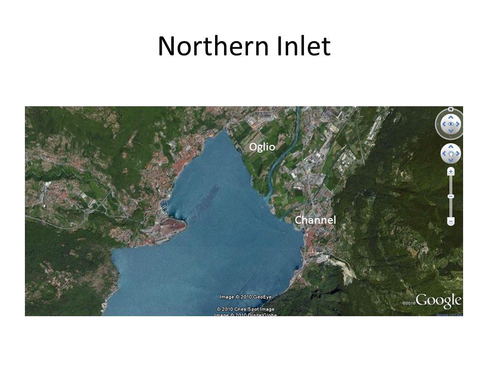Northern Inlet Oglio Channel