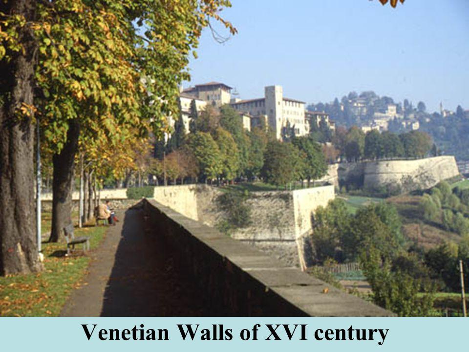 Venetian Walls of XVI century