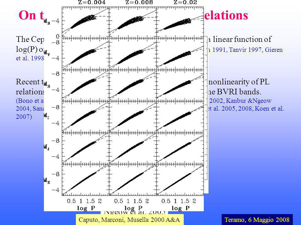 There are empirical and theoretical evidences for a nonlinearity of the above relation (Bono et al.