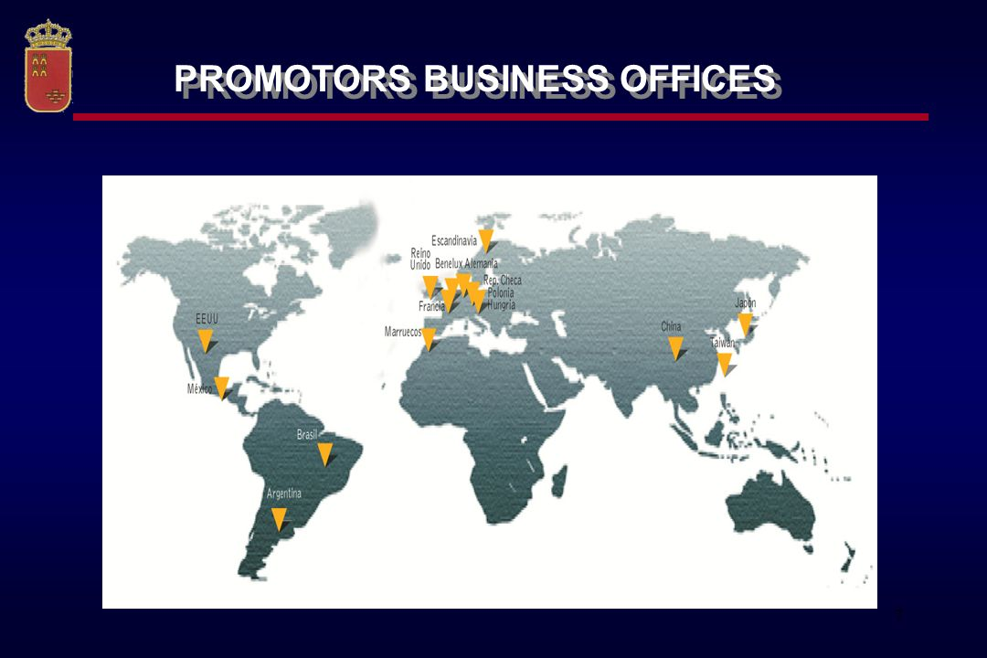 7 PROMOTORS BUSINESS OFFICES
