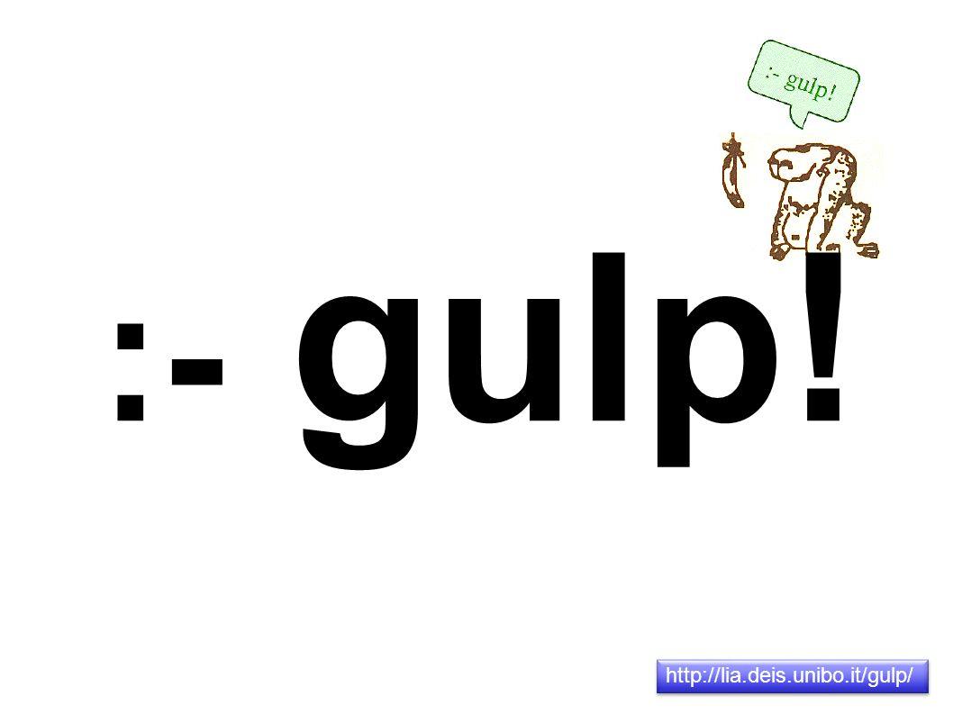 :- gulp! http://lia.deis.unibo.it/gulp/