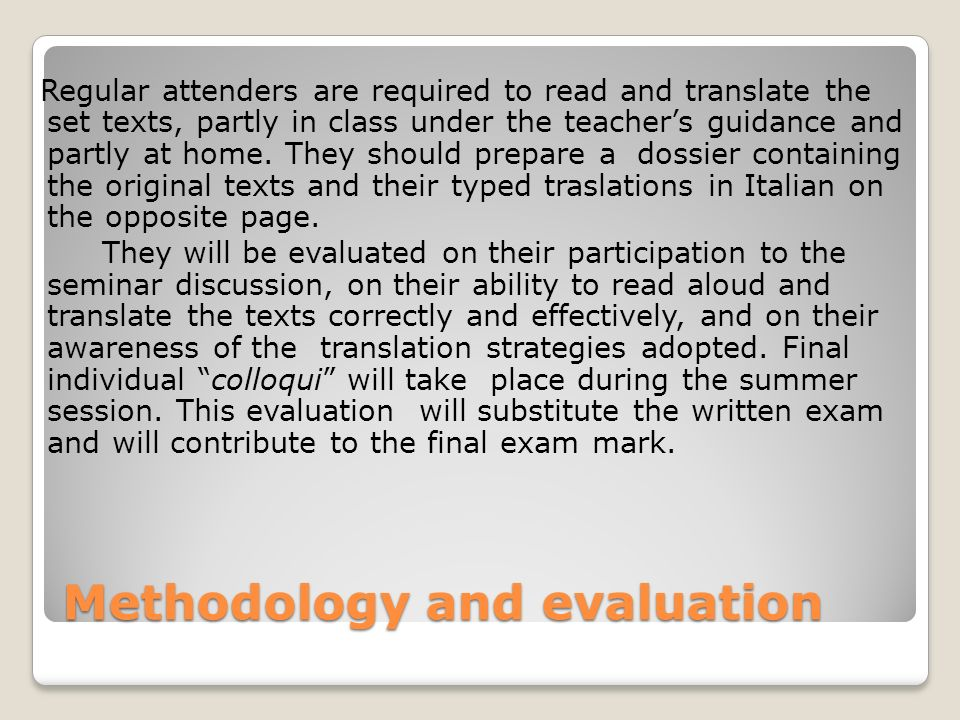 HOW TO ANALYSE A TEXT AND ITS TRANSLATION DOSSIER For each text write a short introduction which contains: 1.
