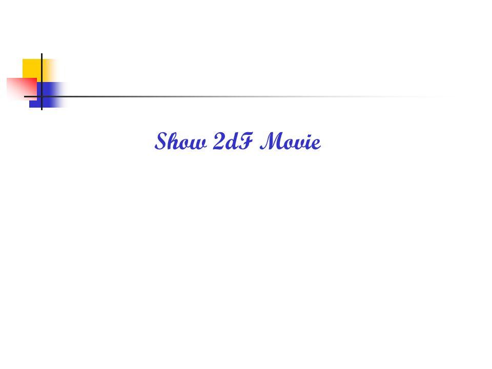 Show 2dF Movie