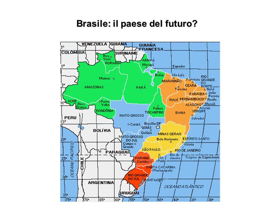 Brasile: il paese del futuro