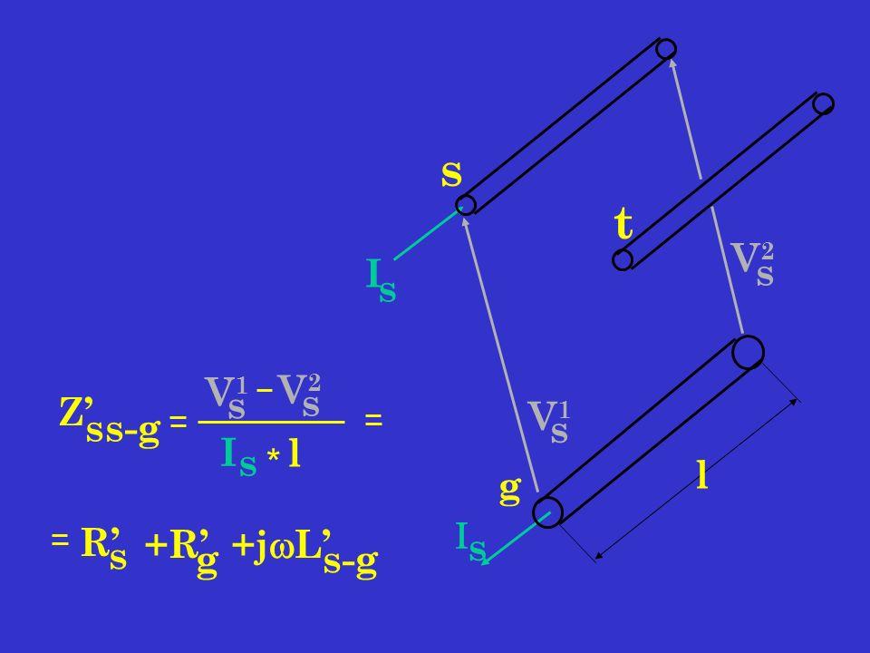 I 1 I s * l Z ss-g I s s l R s +R +j L s-gg V2V2 s V1V1 s V1V1 s V2V2 s s t g