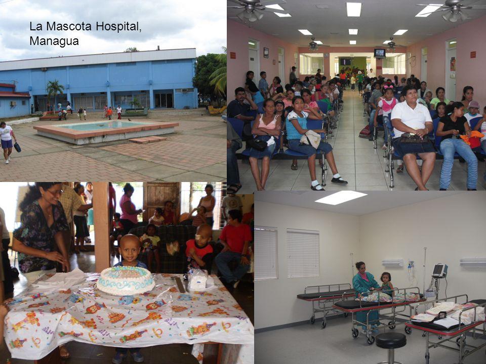 9 La Mascota Hospital, Managua