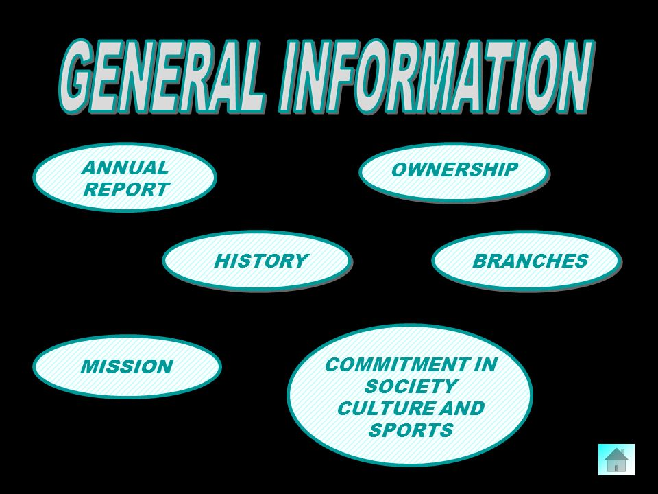 GENERAL INFORMATION SERVICES SPECIFIC INFORMATION Industrial Sectors The best raffaello The end