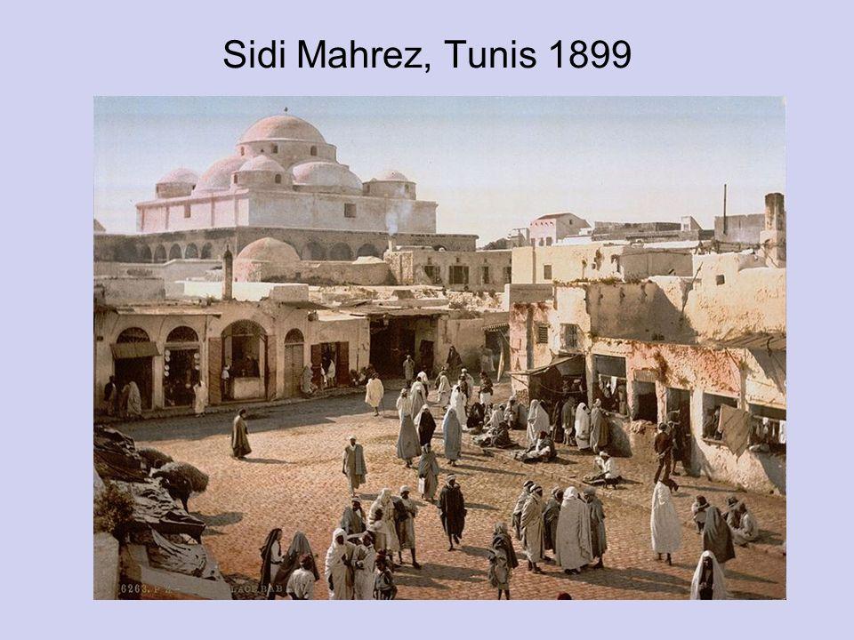 Sidi Mahrez, Tunis 1899