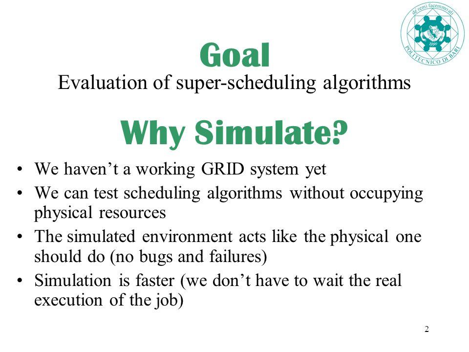 2 Why Simulate.