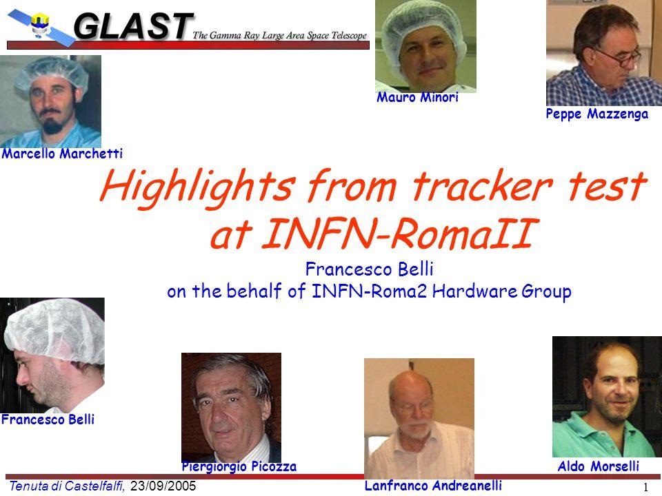 Tenuta di Castelfalfi, 23/09/2005 2 In the beginning was the wafer…