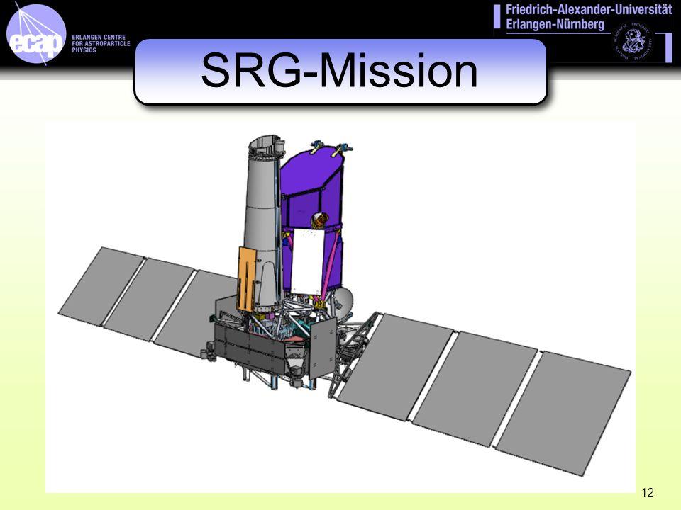12 SRG-Mission