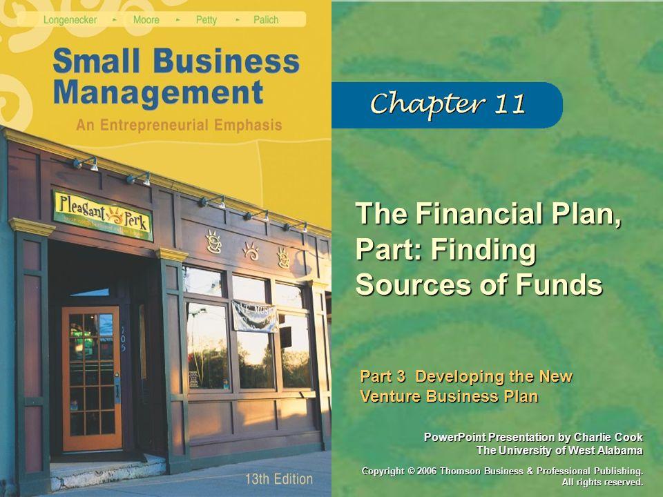 Copyright © 2006 Thomson Business & Professional Publishing.
