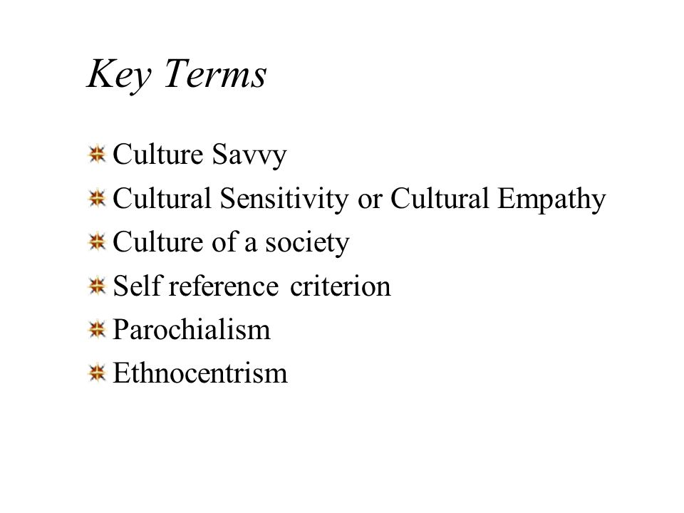 Overview Culture and its effects on organizations Cultural variables Cultural value dimensions The Internet and culture Developing cultural profiles C