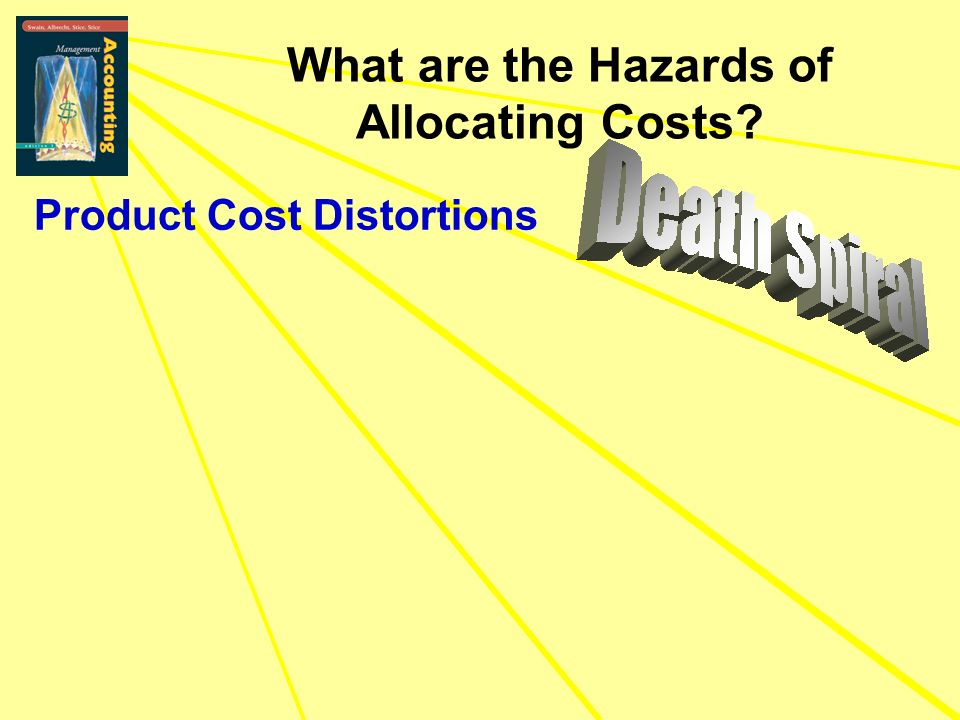 Product Cost Distortions What are the Hazards of Allocating Costs?