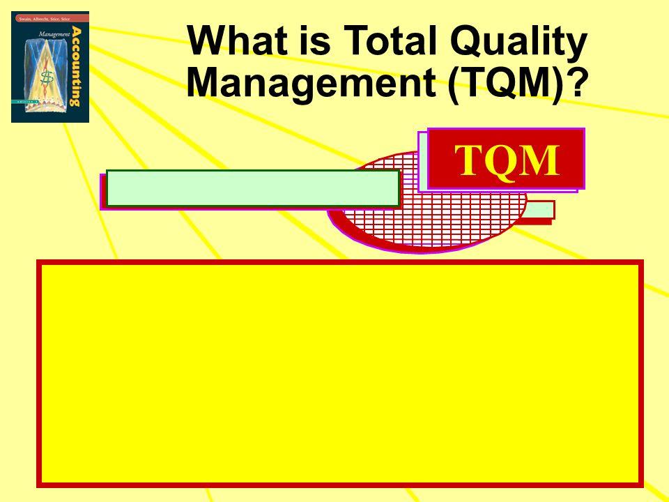 What is Total Quality Management (TQM)? TQM