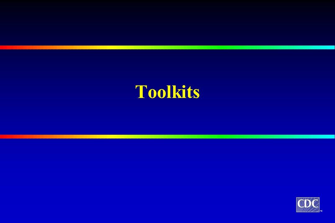 TM Toolkits