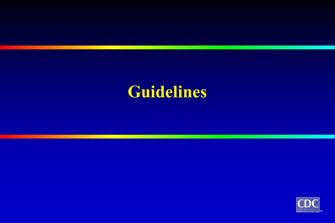 TM Guidelines