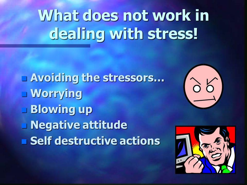 Home Stressors n Chores n Finances n Kids wanting attention n Discipline n Fun time n Other