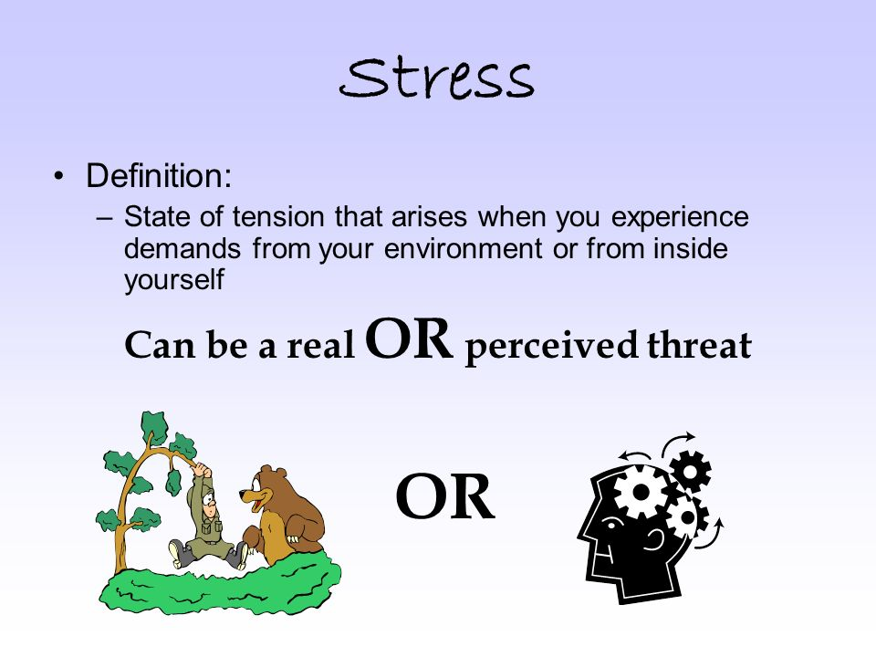 Managing Stress University of Houston Department of Health and Human Performance