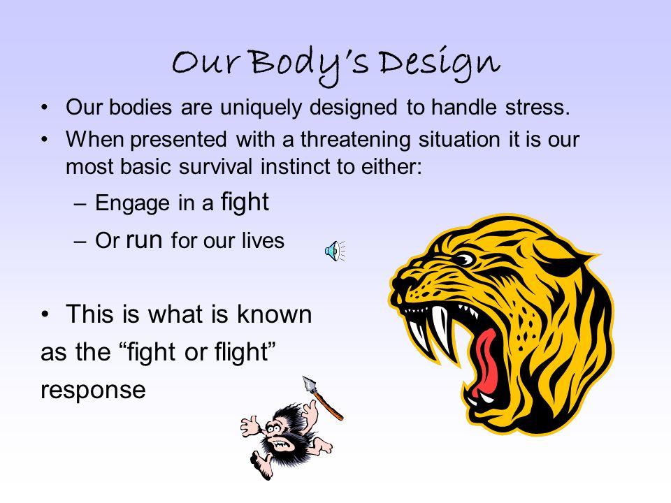 Stress Happens!.