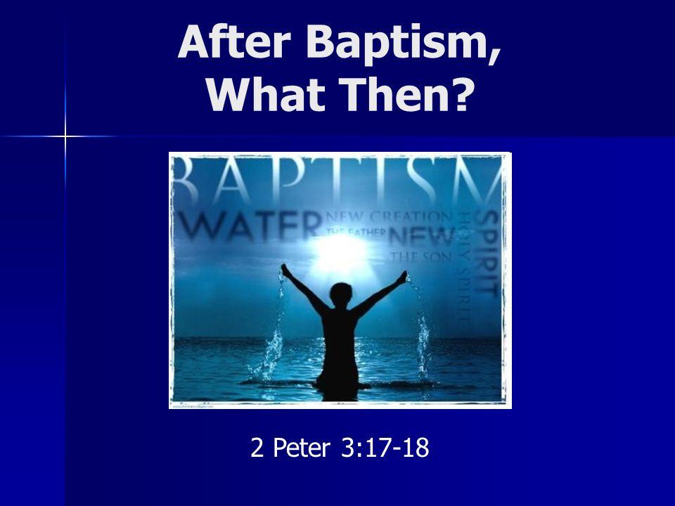2 Peter 3:17-18