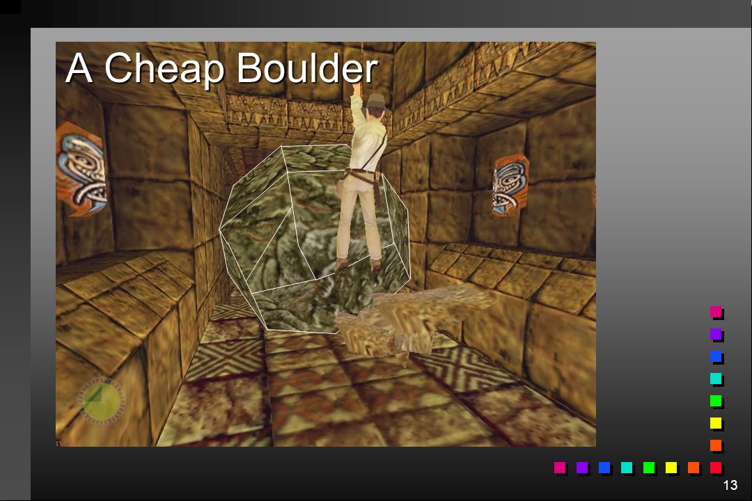 13 A Cheap Boulder