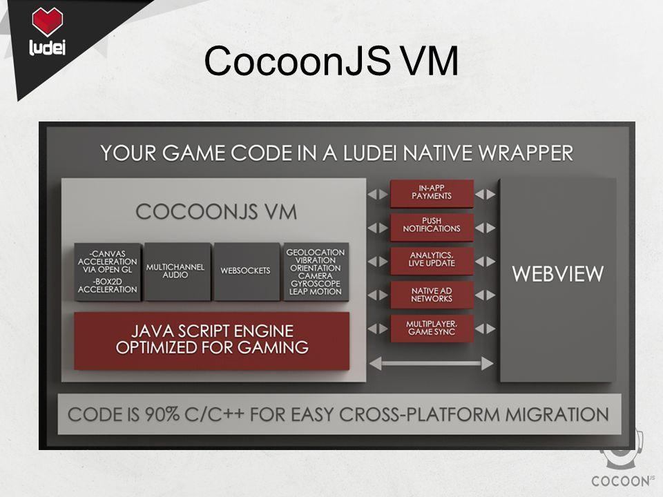 CocoonJS VM