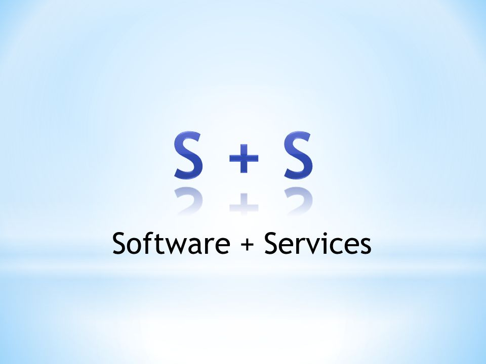 Platform-as-a-Service Software-as-a-service Infrastructure-as-a-Service