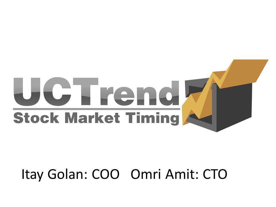 Itay Golan: COO Omri Amit: CTO