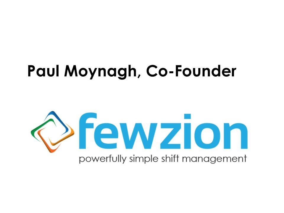 Paul Moynagh, Co-Founder