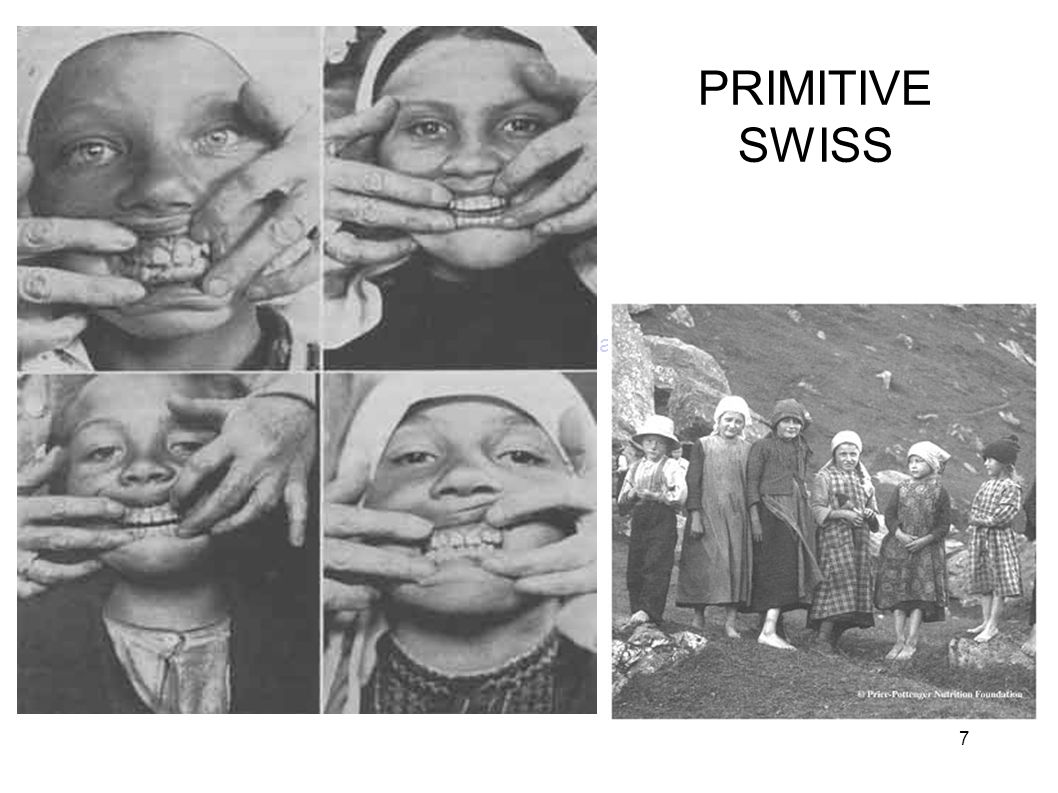 Primitive Swiss Villagers PRIMITIVE SWISS 7