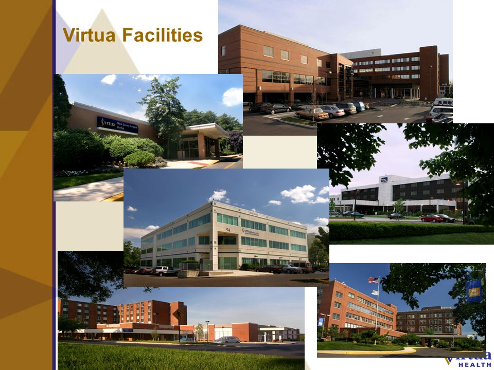 August 2006 Virtua Facilities