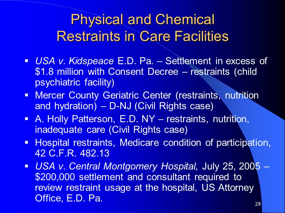27 Reporting Requirements For Hospitals (PA, IL, NY, RI) Act 13 of 2002, 40 P.S.A.
